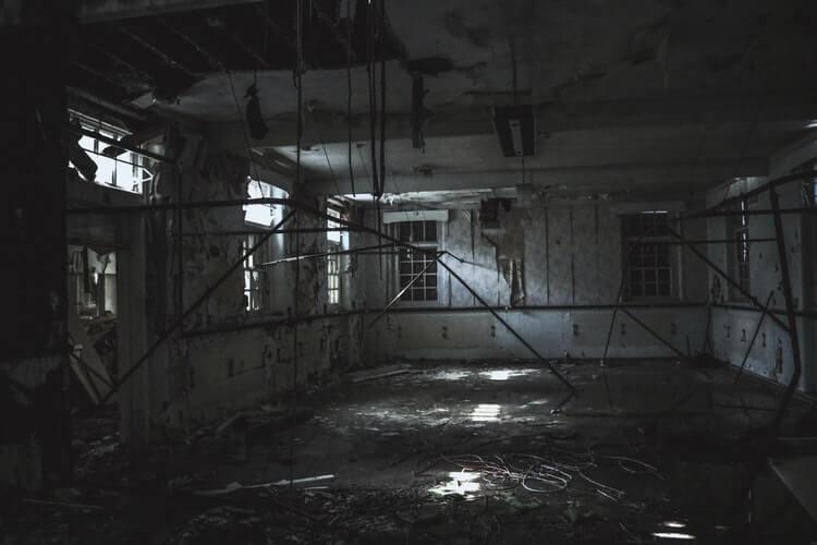 wet basement Collingwood